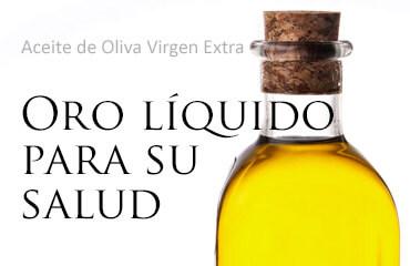 Oro líquido para su salud