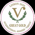 GRAN ORO para la Variedad Selección en el Concurso Internacional VIRTUS (Lisboa 2020)