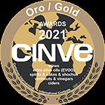 ORO para la Variedad Selección en el Concurso Internacional CINVE (2021)