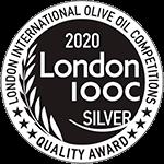 MEDALLA PLATA en el Concurso Internacional LONDON IOOC (Londres 2020)