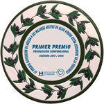 Primer Premio a la Mejor Cosecha 2015/2016 otorgado por Diputación de Huelva