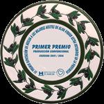 Primer Premio a la Mejor Cosecha 2015/2016