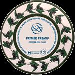 Primer Premio a la Mejor Cosecha 2016/2017 otorgado por Diputación de Huelva