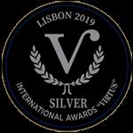PLATA para la Variedad Arbequina en el Concurso Internacional VIRTUS (Lisboa 2019)