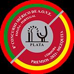MEDALLA PLATA en el VIII Concurso Ibérico de A.O.V.E. MEZQUITA (Córdoba 2021)